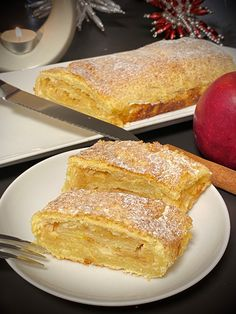 Strudel, Cornbread, French Toast, Gluten Free, Breakfast, Sweet, Ethnic Recipes, Food, Cupcake