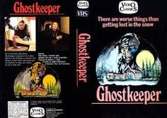 Ghostkeeper (1981) VHS cover
