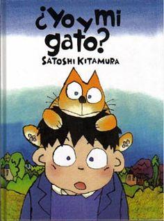 Satoshi Kitamura - Yo y mi gato - 2013