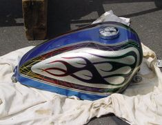 Sportster Tank Art - Page 5 - The Sportster and Buell Motorcycle Forum - The XLFORUM®