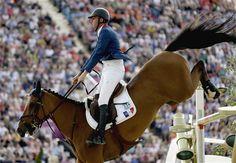 London Olympics Equestrian