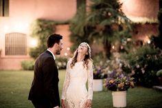 Tutti gli elementi per un matrimonio perfetto: guarda il reportage fotografico del matrimonio raffinato al Convento dell'Annunciata