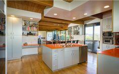 Harry Styles's kitchen