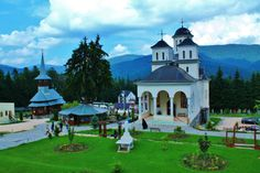 Manastirea Caraiman ,Busteni,Romania