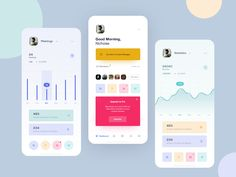 Here are 21 latest mobile app ui designs in The best resoures to get insightful app design inspiration for UX/UI desingers. Best App Design, Web Design, App Ui Design, Dashboard Design, Interface Design, User Interface, Dashboard App, Design Color, Logo Design
