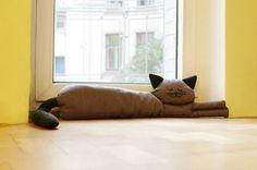 Cat Draft Stopper: