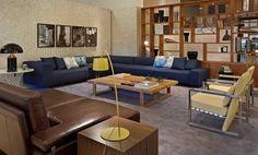 Diversos modelos de sofá em L para a sala da sua casa! Assim eu gosto: arquitetura, decoração, design e moda.