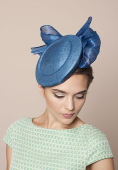 Gina Foster Millinery, S/S 2015 - Sorrento. #passion4hats