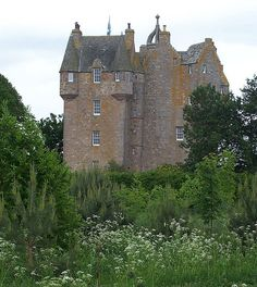 Castle Stuart - The land was granted by Mary Queen of Scots to her half-brother, James Stuart 1st Earl of Moray (one of the many bastard sons of James V), who started construction of the castle before being murdered in 1542. via:  archaicwonder on Tumblr