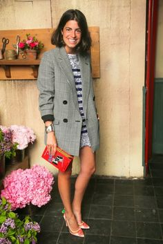 Leandra Medine at Ferragamo's launch of L'Icona in New York. Best-Dressed Celebrities and Models | May 3, 2013