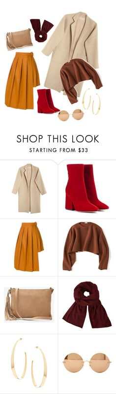 """Autumn"" by lada15-99 on Polyvore featuring Mara Hoffman, Maison Margiela, MARIOS, Uniqlo, Express, John Lewis, Lana and Victoria Beckham"