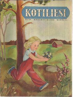 Martta Wendelin - Valkovuokkokimppu
