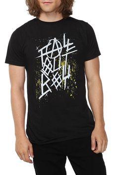 Fall Out Boy Punk Art T-Shirt