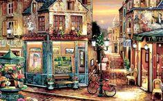 Galerie Monet (273 pieces)