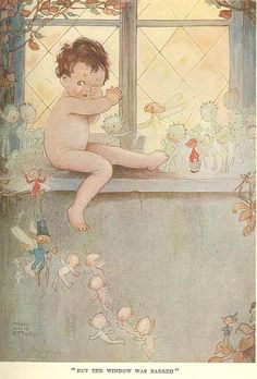 © Lucie Attwell Ltd by Great Ormond Street Hospital Children's Charity, via Flickr