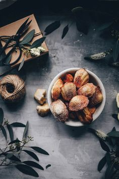 a recipe for lemon rose madeleine . Dark Food Photography, Cake Photography, Vegan Shortbread, Biscuits, Second Breakfast, Easter Chocolate, Confectionery, Food Design, Clean Eating Recipes
