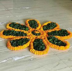 Rangoli Designs Latest, Rangoli Designs Flower, Rangoli Ideas, Rangoli Designs Diwali, Diwali Rangoli, Rangoli Designs Images, Flower Rangoli, Beautiful Rangoli Designs, Flower Designs