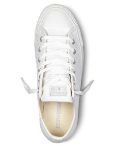 Lauren's Classic But Trendy White Sneakers - Fashionista