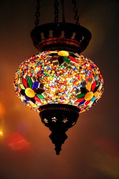LARGE TURKISH OTTOMAN MOROCCAN MOSAIC HANGING LAMP SHADE PENDANT LANTERN  GIFT | For The Home | Pinterest | Moroccan And Ottomans