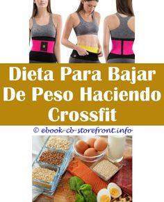 Dieta crossfit para perder grasa