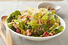 Honey Chicken and Grape Salad