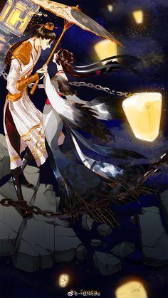 微博 Geisha, V Cute, Red Butterfly, Identity Art, Warrior Girl, Cute Stories, Fanart, Anime, Kawaii Cute