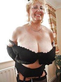 Mature granny enormous
