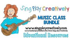 Watch this VIDEO to learn how to get your BACK TO SCHOOL Music Class Hello Songs, Games, Chants, Resources for Mus...