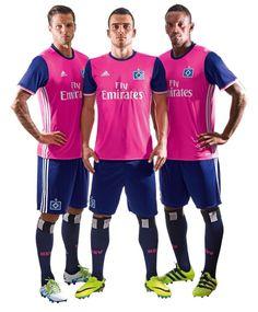 Hamburg SV 2016/2017 Away Kit