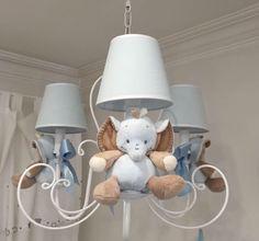 Bebek avizesi , baby room chandelier