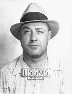 "George Celino Barnes, or better known as ""Machine Gun Kelly,"" was an American gangster who's most famous crime was the kidnapping of business man Charles F. Urschel. He also committed crimes involving bootlegging and armed robbery."