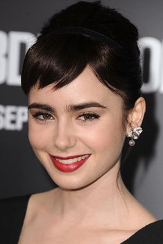 The Makeover Timeline: See Lily Collins' Transformation