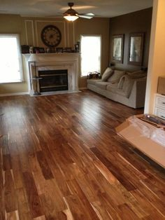 Amazing Find This Pin And More On My Flooring Color Match By Kdaliege. Virginia  Mill Works Engineered   X 5 Tobacco Road Acacia Handscraped