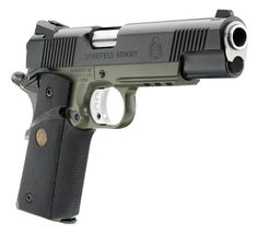 Springfield Armory Operator MC My next pistol. Colt 1911, 1911 Pistol, Weapons Guns, Guns And Ammo, Rifles, Springfield Armory, Fire Powers, Cool Guns, Awesome Guns