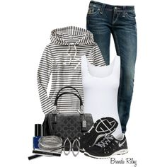 """""""Saturday Morning!"""" by brendariley-1 on Polyvore"""