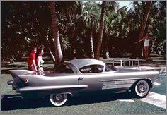 1954 Cadillac El Camino concept car