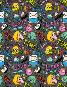Wallpaper Iphone Cartoon Behance 45 New Ideas Fin And Jake, Jake The Dogs, Adventure Time Wallpaper, Adventure Time Anime, Funny Iphone Wallpaper, Cartoon Wallpaper, Iphone Cartoon, Finn The Human, World Of Gumball