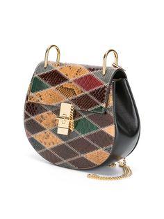 Chloé 'drew' Diamond Pattern Shoulder Bag - Vitkac - Farfetch.com