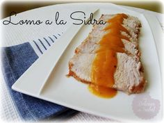 Lomo a la sidra Hot Dog Buns, Hot Dogs, Salsa, Pork, Bread, Foods, The World, Sweet And Saltines, Cooking Recipes