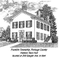 Franklin Township Warren County, Floor Plans, Mansions, House Styles, Villas, Palaces, Floor Plan Drawing, Mansion, Mansion Houses