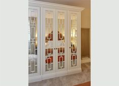Discover The Heritage Wardrobe Company's Amazing Walk Through Wardrobe Fitted In South Kensington, London South Kensington London, Tall Cabinet Storage, Locker Storage, Wardrobe Design, Home Comforts, Gray Bedroom, House Interiors, Closet Doors, Wardrobes