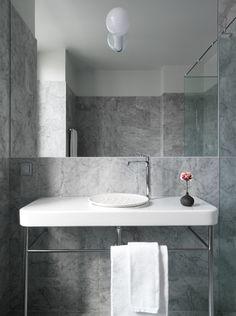 Designline Bad - Projekte: Winterschlaf im Designhotel | designlines.de