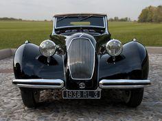 Talbot-Lago T120 Roadster '1938