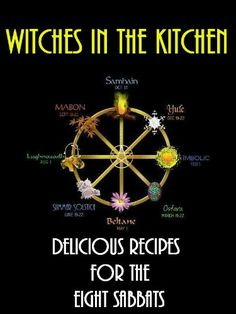 Witches in the Kitchen: Delicious Recipes for the Eight Sabbats http://www.amazon.com/gp/product/B004QWZBNE/?tag=100freebooks-book-preview-20#reader_B004QWZBNE