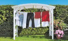 Wäscheständer bauen