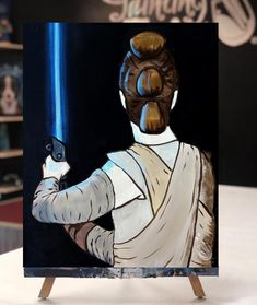 Find a Painting with a Twist location closest to you for perfect night out. Reserve your seat or book a private event now! Rey Star Wars, The Force Is Strong, Out Of This World, Paint Party, Art Therapy, Medium Art, New Movies, Beautiful Paintings, Night Out