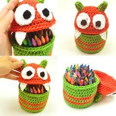 Crochet Spot » Blog Archive » 23 Quirky Crochet Patterns - Crochet Patterns, Tutorials and News