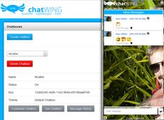 App chatWING