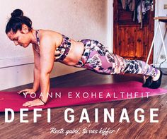 Gainage : le défi de Yoann ExoHealthFit Gaines, Trx, Bodybuilding, Exercise, Fitness, Smoking Weed, Ejercicio, Excercise, Work Outs