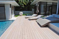 Gardenplaza - Mit Premium-Dielen den Garten in eine stilvolle Wohlfühloase verzaubern - Luxus unter freiem Himmel!
